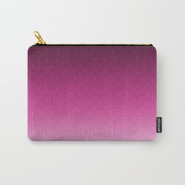 Purple Ombre Carry-All Pouch