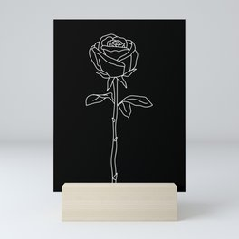 ROSE Mini Art Print