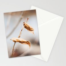 The Still of Winter Stationery Cards