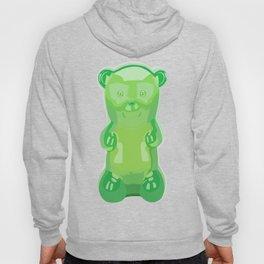 gummy bears green grape flavor Hoody