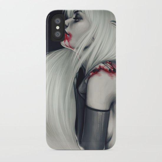 Caught iPhone Case