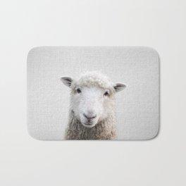 Sheep - Colorful Bath Mat