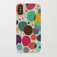 lotus iPhone & iPod Cases featuring Lotus in koi pond by Picomodi