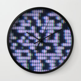 Painted Attenuation 1.1.3 Wall Clock