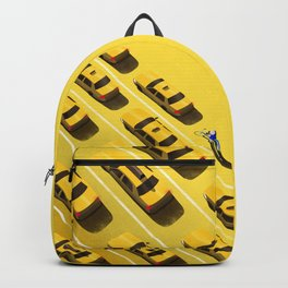 New York Cabs Backpack