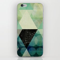 GEOMETRIC 003 iPhone & iPod Skin