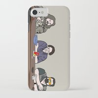 big lebowski iPhone & iPod Cases featuring The Big Lebowski by Josh Ross Illustration