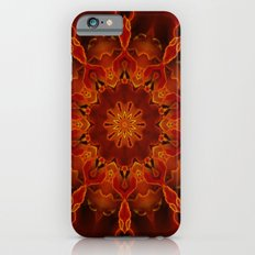 Kaleidoscoped Marigold iPhone 6s Slim Case