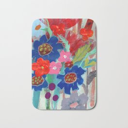 Fit Flowers Bath Mat