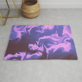 Ultraviolet Storm Rug