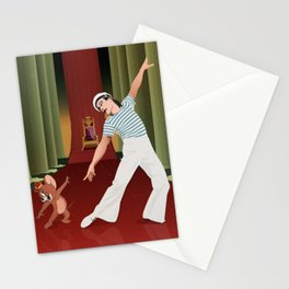 Gene and Jerry Stationery Cards