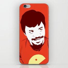 Pacman iPhone Skin