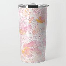Sping flower Travel Mug