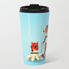 Deeryk and DaPet Travel Mug