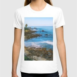 Low Tide at Little  C o r o n a T-shirt