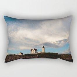 Clouded Vision Rectangular Pillow