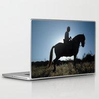 spanish Laptop & iPad Skins featuring Spanish Horseman by elmundodehector