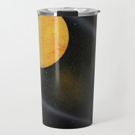 Looking Up - Spray Paint Art Travel Mug