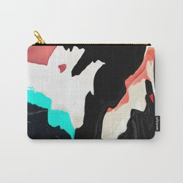 Painted on my cow Carry-All Pouch