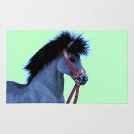 Pop Art Pony 1 Rug