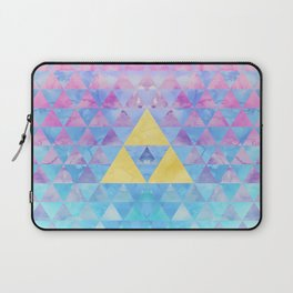 Zelda Geometry Laptop Sleeve