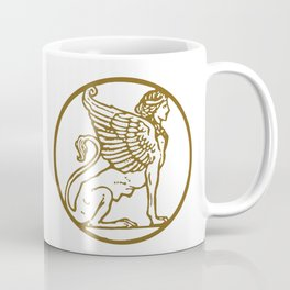 ForteFemme Sphynx of Empowered Women - image only 2 Coffee Mug