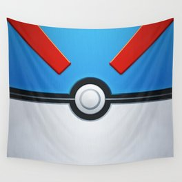 Pokéball - Great Ball Wall Tapestry
