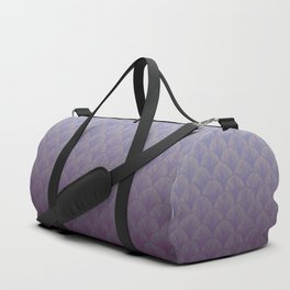Iridescent Feathers Duffle Bag