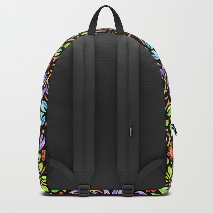 Filigree Flora Backpack