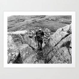Our Adventure Art Print