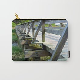 Uncle Tim's Bridge from the Side Carry-All Pouch