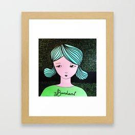 Abundant Framed Art Print