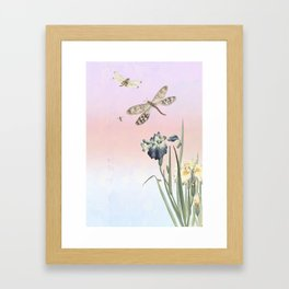 ...and all time immemorial Framed Art Print