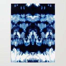 Tie-Dye Shibori Neue Poster
