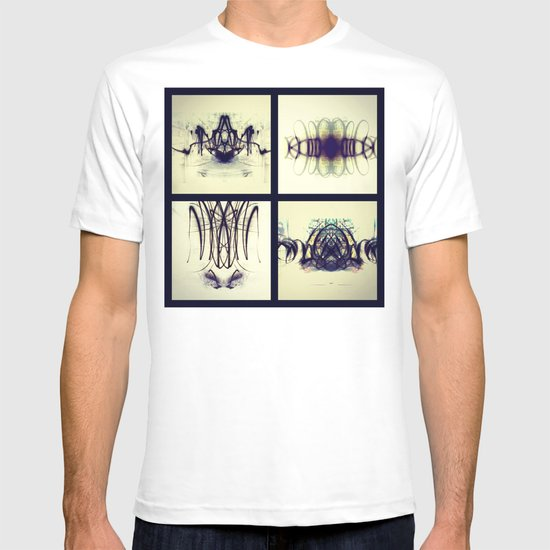 Lights Collage T-shirt