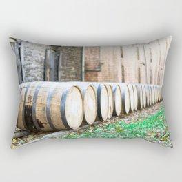 Bourbon Barrel Rectangular Pillow