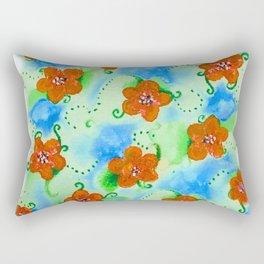 Flowers_103 Rectangular Pillow