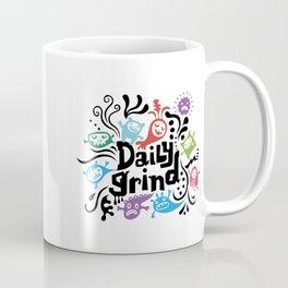 Daily Grind - white Coffee Mug