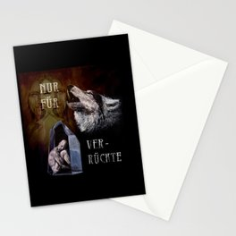 For Madmen only... Stationery Cards