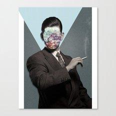 Smokes Canvas Print