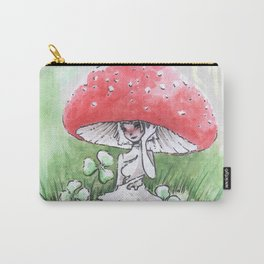 Empire of Mushrooms: Amanita Muscaria Carry-All Pouch