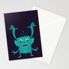 CREATURE N0#4IVI Stationery Cards