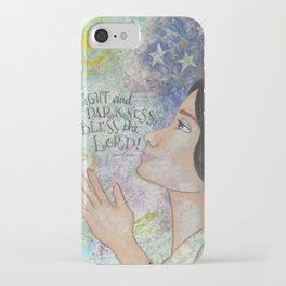 Light by patsy paterno iPhone Case