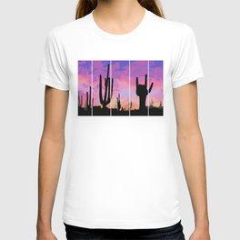 Signs seen in the Desert  T-shirt
