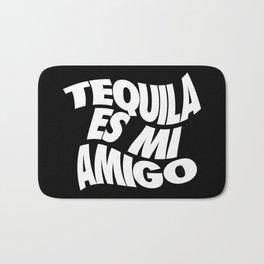 Tequila es mi amigo Bath Mat