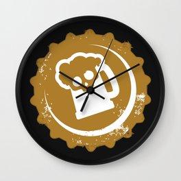 Beers of War Wall Clock