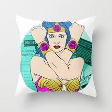 Occupy Wall Street POP ART Throw Pillow