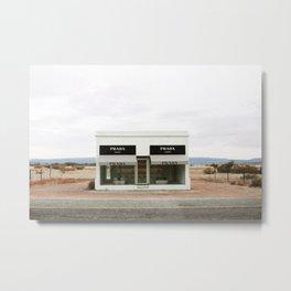 Highway 90 Metal Print
