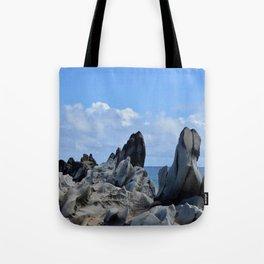 dragon's teeth Tote Bag