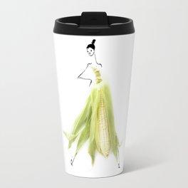 Edible Ensembles: Corn Travel Mug